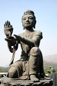 Homme divin Bouddha